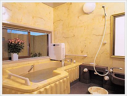 グランディー 1.75坪大型バスルーム一式